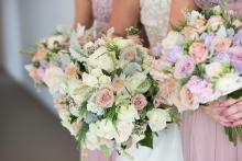 Getting married in Denmark you can have wedding flowers